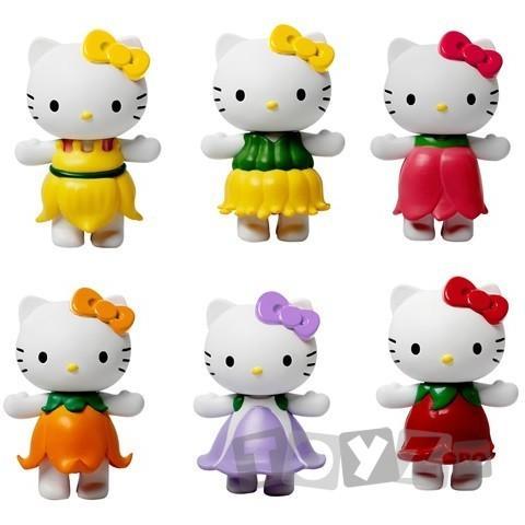 HelloKitty Hello Kitty Zana Florilor