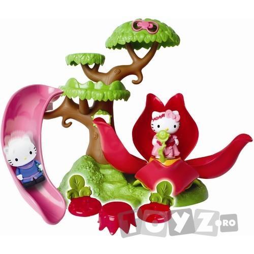 HelloKitty Hello Kitty Casa din Copac