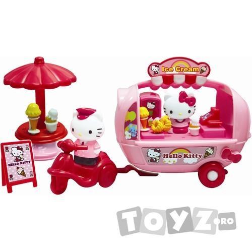 HelloKitty Hello Kitty Masinuta Inghetata