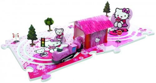 Mehano Primul meu trenulet electric – Hello Kitty