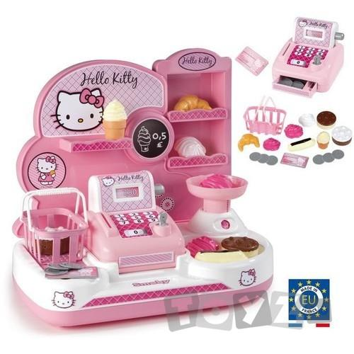 Smoby Hello Kitty Patiserie + 16 Accesorii