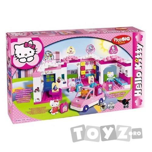 BIG Hello Kitty Shoping Centre