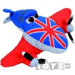 Disney Plus Planes Bulldog 20 cm