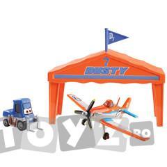 Mattel Set Planes linia de sosire – DUSTY CROPHOPPER MTY5735-Y5736