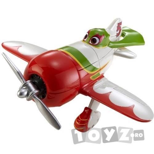 Mattel Avion Planes Basic – EL CHUPACABRA MTX9459-X9463