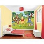 Walltastic Tapet Pentru Copii Winnie The Pooh