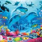 Walltastic Fototapet Aventura in Mare (Sea Adventure)