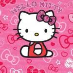 Walltastic Fototapet Hello Kitty