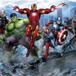 Walltastic Fototapet Razbunatorii (The Avengers)