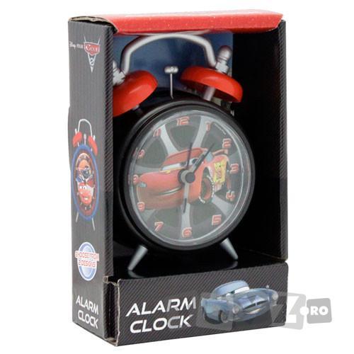 NewWorldToys Disney Cars: Ceas mic cu alarma