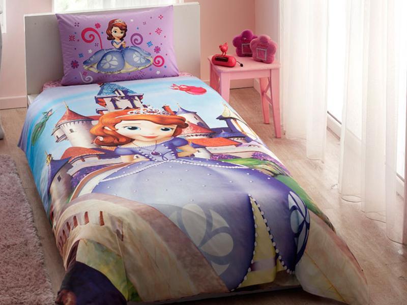 Set Lenjerie Pat Copii Disney Sophia