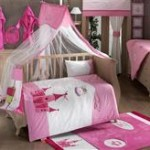 Kidboo Set Lenjerie Pat Copii Little Princess