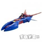 Mattel Superman – figurina si vehicul – Kryptonian Interceptor Vehicle MTY0817-Y5883