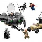 LEGO Superman Batalia din Smallville