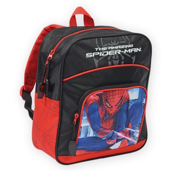 BTS Rucsac mediu gradinita Spiderman