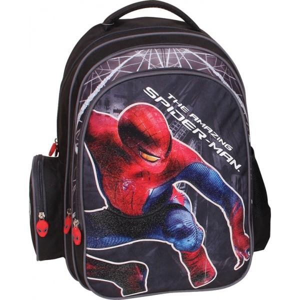 BTS Ghiozdan Spiderman Elements