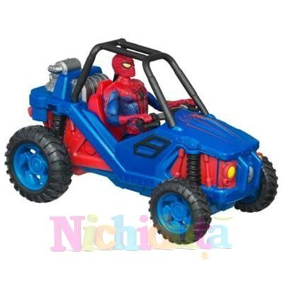 HASBRO Vehicul Spider Man Zoom and Go