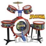 ReigMusicales Set tobe Spiderman, baterie 551