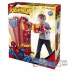 John Set Manusi de Box + Sac de Box Spiderman