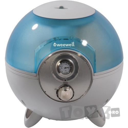 Weewell Umidificator Ionizator cu Abur Rece WHC729 WHC729