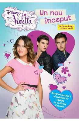 Disney Violetta – Un nou inceput