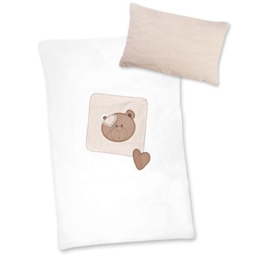 Candide Candide – Set lenjerie patut 2 piese Bebe Tradition