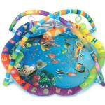 KinderKraft Kinderkraft – Salteluta interactiva Ocean World