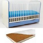 Bebe Design Bebe Design – Patut Clasic Confort + Saltea