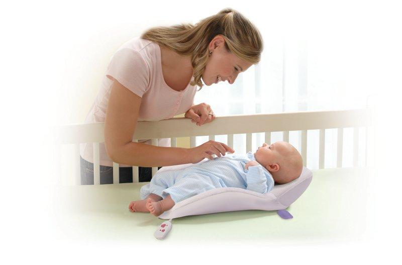 Summer Infant Summer – Suport pentru somn cu bataile inimii si vibratii