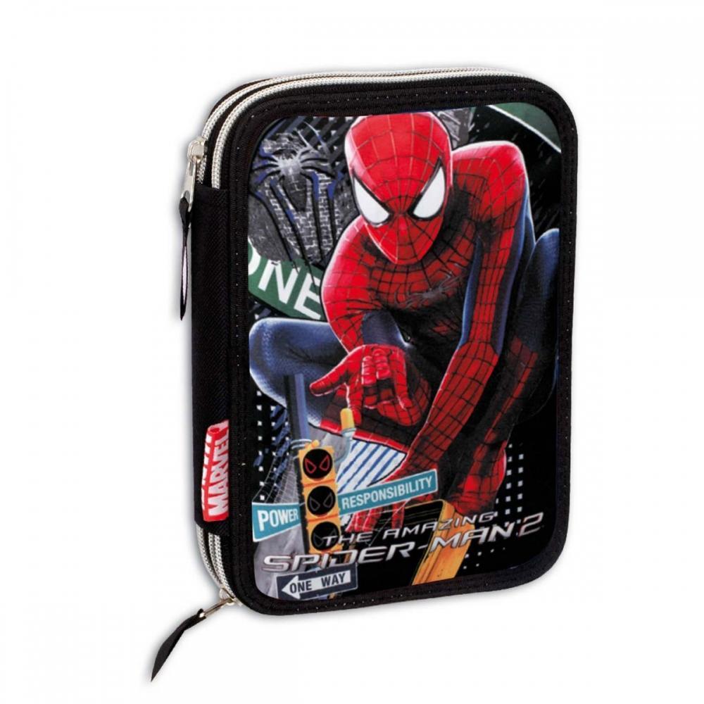 BTS Penar triplu Spiderman 2 Traffic Perona