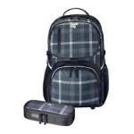 Herlitz Rucsac Be.Bag ergonomic + penar Cube Bundle carouri