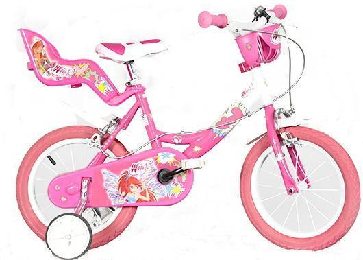 "Dino Bykes Dino Bikes – Bicicleta Winx 16"""