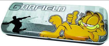 Mediadocs Publishing Penar metalic Garfield