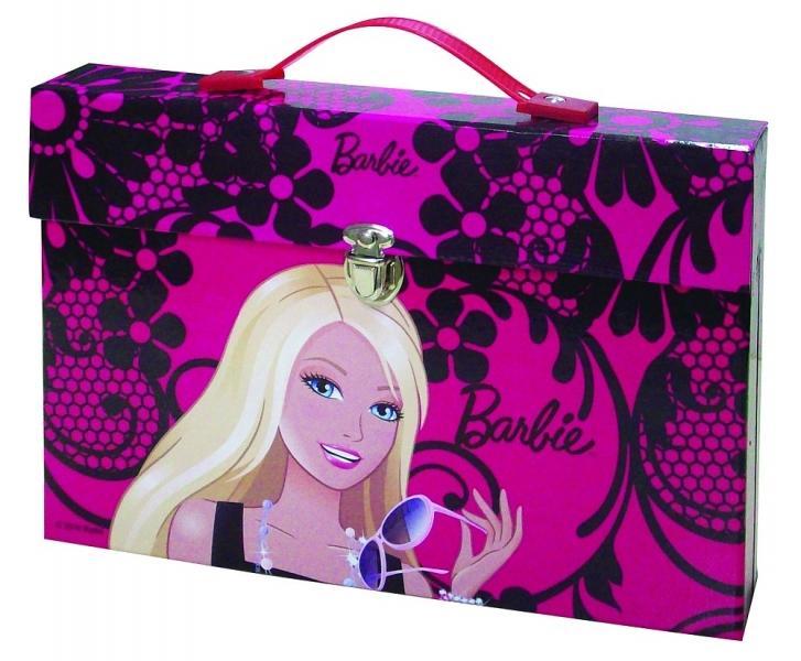 BTS Set de rechizite 66 piese Barbie Flowers