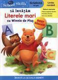 Egmont Sa invatam literele mari cu Winnie de Plus – Limba romana (gradinita +4 ani)