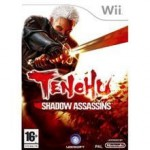 Ubisoft Tenchu Shadow Assassins Nintendo Wii