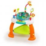 Bright Starts Bright Starts – Centru de activitati Bounce Bounce Baby Safari Adventure