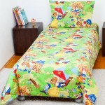 BebeDeco Bebedeco – Lenjerie pat copii 1 persoana