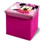 Delta Children Delta Children – Taburet si cutie depozitare jucarii Disney