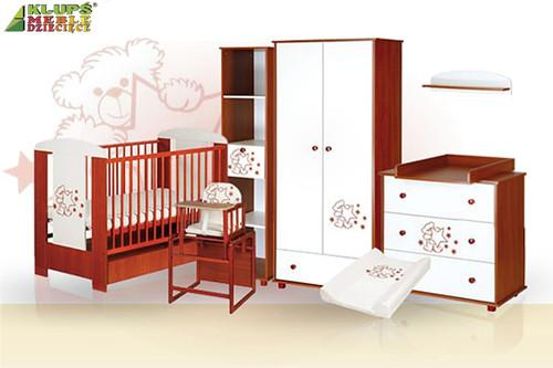 Generic Mobilier Copii Si Bebelusi KLUPS TEDDY WITH STARS Cires