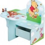 Delta Children Scaun Multifunctional Din Lemn Disney Winnie The Pooh