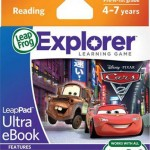 LeapFrog Soft educational LeapPad Cars 2 LEAP32013