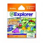 LeapFrog NOU! Soft educational LeapPad – Fabrica Literelor LEAP32019 LEAP32019