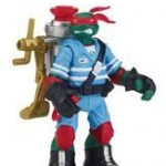 Teenage Mutant Ninja Turtles Figurina Teenage Mutant Ninja Turtles Mutagen Ooze Raphael