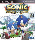 SEGA SEGA Sonic Generations (PS3)