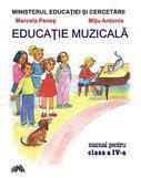 Ana 2000 Educatie muzicala. Manual clasa a IV-a