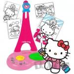 Faro Hello Kitty: Set de pictura