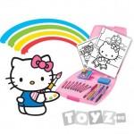 Faro Hello Kitty: Servieta micului artist