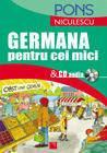 Niculescu Germana pentru cei mici & CD audio