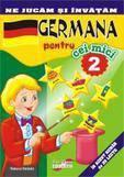 Erc Press Ne jucam si invatam – Germana pentru cei mici (20 de lectii numarul 2)